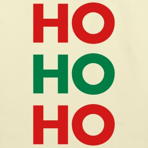 Ho ho ho! - Eco-Friendly Cotton Tote