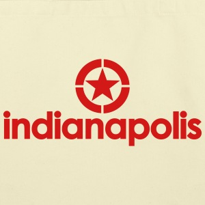 indianapolis2017 - Eco-Friendly Cotton Tote