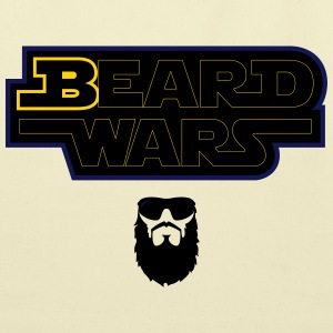 Beard Wars - Eco-Friendly Cotton Tote