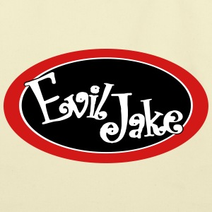 Evil Jake Logo - Eco-Friendly Cotton Tote