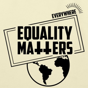 Equality Matters! Women´s day 2017! - Eco-Friendly Cotton Tote
