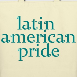 latin american pride - Eco-Friendly Cotton Tote
