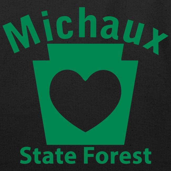 Michaux State Forest Keystone Heart