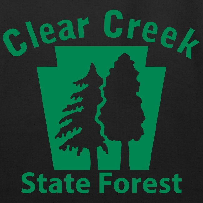 Clear Creek State Forest Keystone (w/trees)