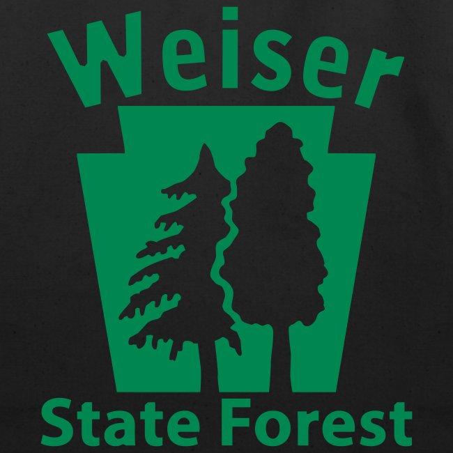 Weiser State Forest Keystone (w/trees)