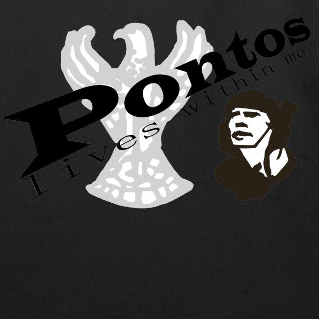 Pontos lives within me.