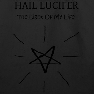 Hail Lucifer, The Light of My Life - Eco-Friendly Cotton Tote