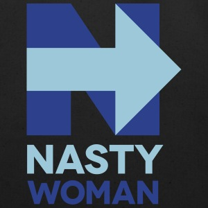 Nasty Woman - Eco-Friendly Cotton Tote