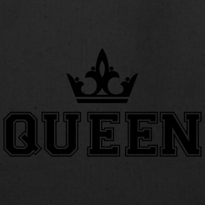 Queen_with_crown1 - Eco-Friendly Cotton Tote
