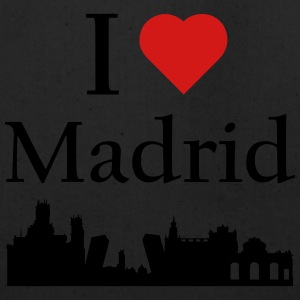 I Love Madrid - Eco-Friendly Cotton Tote