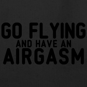 airgasm flying - Eco-Friendly Cotton Tote