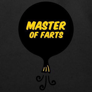 Master of Farts (2 color) - Eco-Friendly Cotton Tote