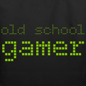 Old School Gamer - Eco-Friendly Cotton Tote