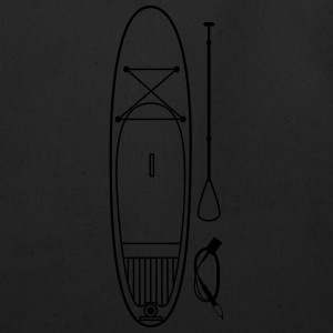 Stand Up Paddle - Eco-Friendly Cotton Tote