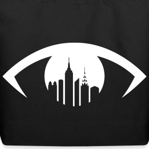 Viewing NYC Eye Logo - Eco-Friendly Cotton Tote