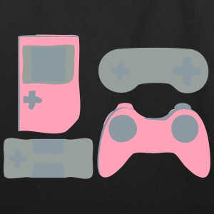 Gaming Collection - Eco-Friendly Cotton Tote