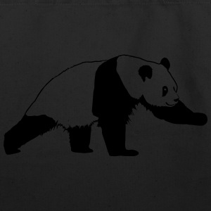 Panda - Eco-Friendly Cotton Tote
