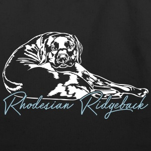 Rhodesian Ridgeback - Eco-Friendly Cotton Tote