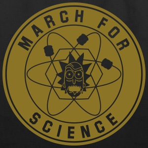 MARCH OF SCIENCE - Eco-Friendly Cotton Tote