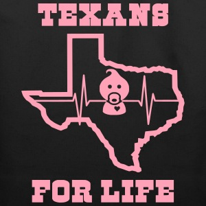 March for Life: Texans Pro Life Apparel - Eco-Friendly Cotton Tote