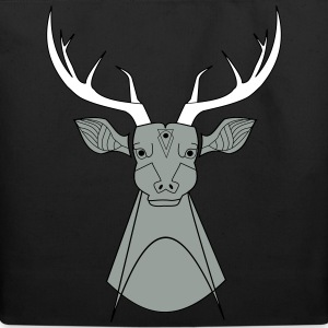 Wild deer - Eco-Friendly Cotton Tote