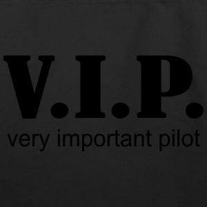 VIP Pilot - Eco-Friendly Cotton Tote