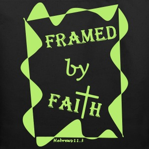 Framed by Faith 11.3 - Eco-Friendly Cotton Tote
