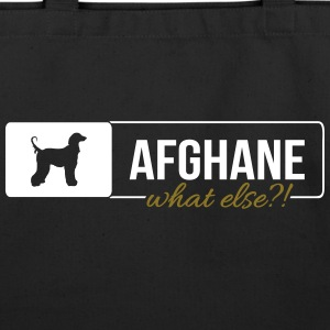 Afghane what else - Eco-Friendly Cotton Tote