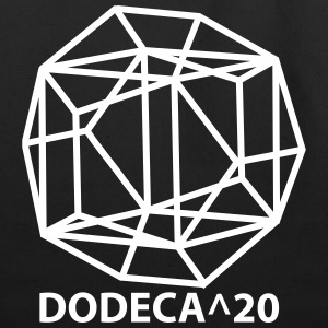 DODECA^20 - Eco-Friendly Cotton Tote