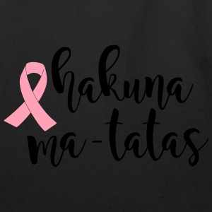 Hakuna Ma-tatas Breast Cancer Awareness - Eco-Friendly Cotton Tote