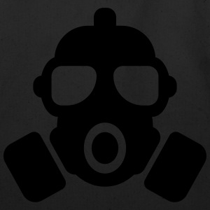 GAS MASK - Eco-Friendly Cotton Tote