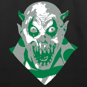 horrorclown - Eco-Friendly Cotton Tote