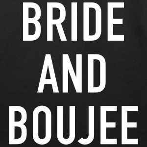 Bride and Boujee - Eco-Friendly Cotton Tote