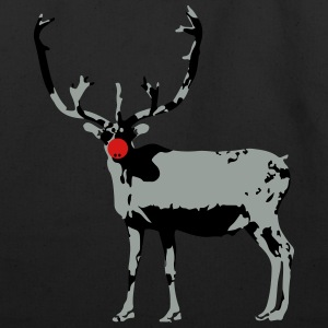 Reindeer - Eco-Friendly Cotton Tote