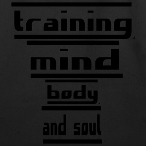 training mind body and soul - Eco-Friendly Cotton Tote
