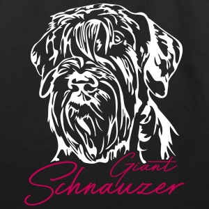 Giant Schnauzer - Eco-Friendly Cotton Tote