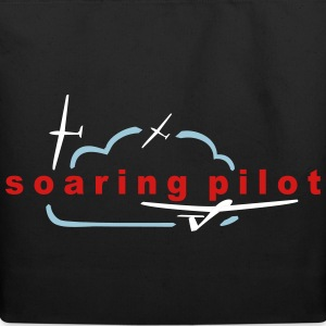 soaring pilot - Eco-Friendly Cotton Tote