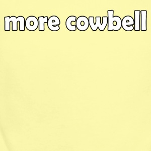 More Cowbell - Short Sleeve Baby Bodysuit