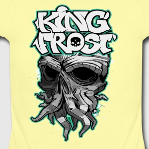 King Frost - Short Sleeve Baby Bodysuit