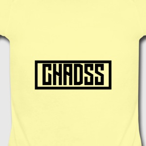 chadss - Short Sleeve Baby Bodysuit