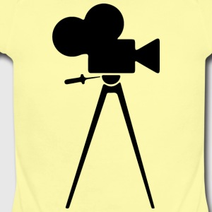 Camcorder - Short Sleeve Baby Bodysuit