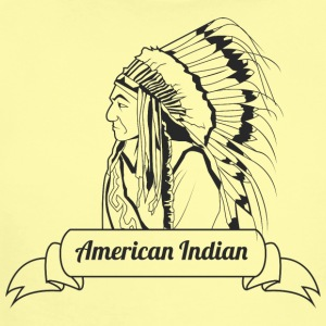 american_indian_black - Short Sleeve Baby Bodysuit