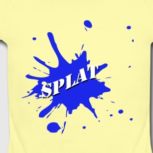 _splash - Short Sleeve Baby Bodysuit