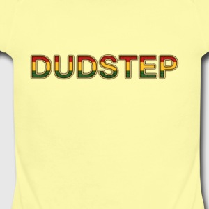 Dubstep - Short Sleeve Baby Bodysuit