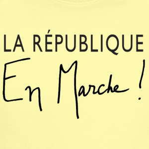La Republique En Marche! - Short Sleeve Baby Bodysuit