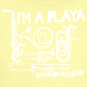 I M A PLAYA JEFFERSON HIGH BAND - Short Sleeve Baby Bodysuit