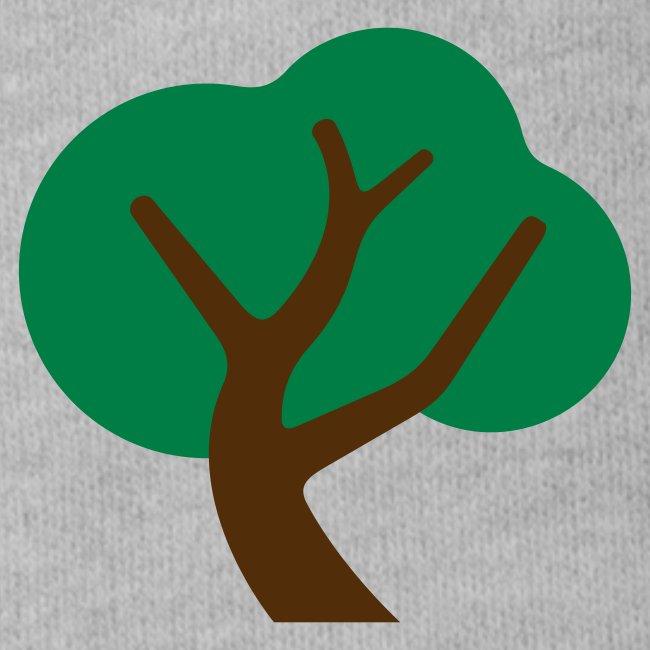 Gently Swaying Tree