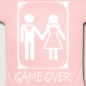 Game Over Gamer - Short Sleeve Baby Bodysuit