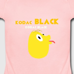 Kodac - Short Sleeve Baby Bodysuit