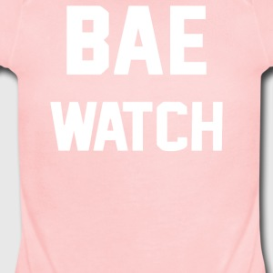 BAE WATCH - Short Sleeve Baby Bodysuit